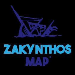 Zakynthos Map – by MasterFold S.A Λογότυπο